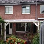 Aluminium veranda (Veldhoven)