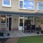 Aluminium veranda (Breda)
